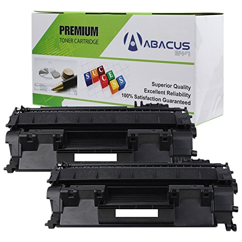 e Replacement for 119 Toner Cartridges, for LBP251dw MF414dw MF5950dw MF5960dn MF6160dw and other Printers - 2 Pack ()