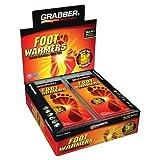 Foot Warmer Display Grabber Medium/Large Box/30 pair-Hot & Cold Therapy-Heatin
