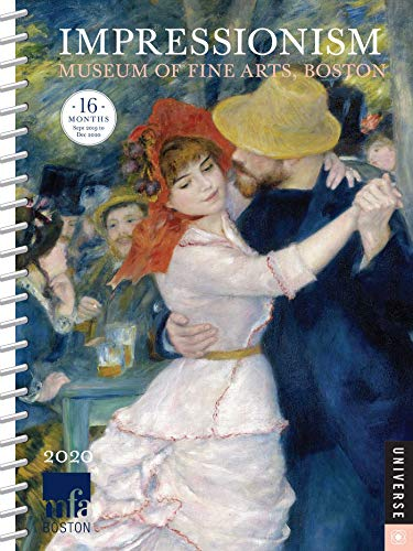 Impressionism 2019-2020 16-Month Engagement - Boston Fine Arts Of Museum