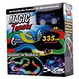 Broszio Magic Tracks Starter Set Track Set with Car