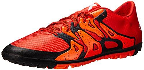 Adidas Performance hombres x 153 TF Soccer zapatos Bold naranja / blanco