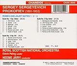Prokofiev: Romeo and Juliet Suite 1, Op. 64bis / Suite 2, Op. 64ter / Suite 3, Op. 101