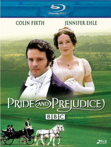 Pride and Prejudice [Blu-ray] by A&E