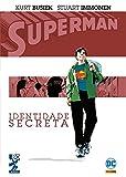 capa de Superman: Identidade Secreta