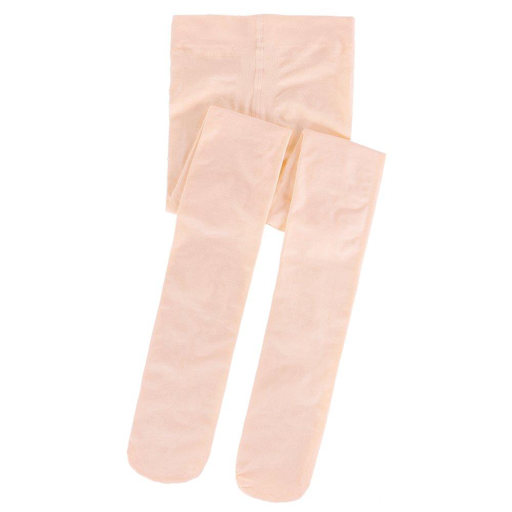 キッズ ワンピース 半袖 キラキララインストーン ダンスコスチューム チュチュバレエドレス 小さな女の子用 38歳 B075WWJYTM M|Sock Ballet Pink Sock Ballet Pink M