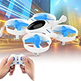 Jiayuane Mini RC Quadcopter Drone With 3D Flip Headless Mode One Key Return Function, Nano Helicopters Drone Best Gifts for Kids