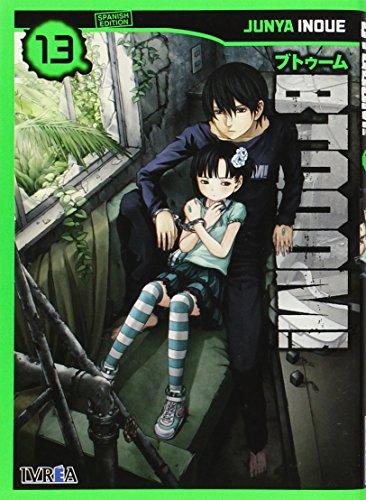 Descargar Libro Btooom! 13 Junya Inoue