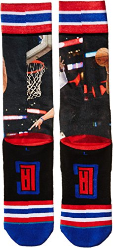 Stance NBA Players Blake Griffin Chris Paul Clippers Mens Socks (Large (Men's 9-12))