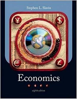Economics by Stephen Slavin (2006-09-05)