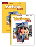 Ventures Basic Literacy Value Pack, Student's Book (Book & Audio CD)