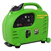 Lifan Energy Storm ESI 2000iER 2000 Watt 125cc 4-Stroke OHV Gas Powered Portable Inverter Generator with Remote...