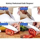Kalolary Whetstone Knife Sharpening Stone 1000/4000