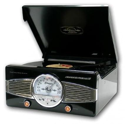 Soundmaster PL 760 daloual ¿Tocadiscos con Radio: Amazon.es ...