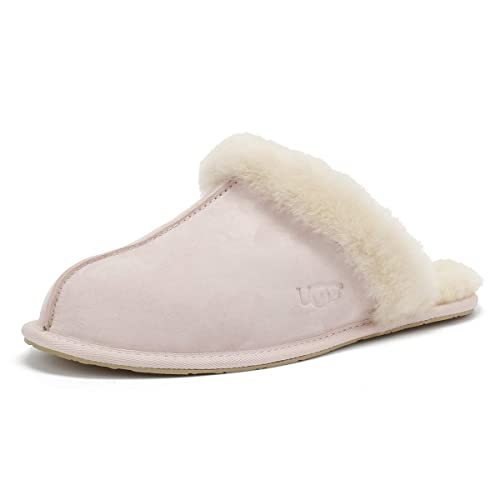 UGG - W Scuffette II 5661 Seashell Pink, Zapatillas del hogar para Mujer, 36: Amazon.es: Zapatos y complementos