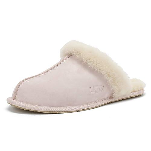 2955b2cd472 UGG - W Scuffette II 5661 Seashell Pink