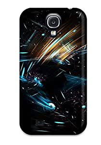 AndreaPope Fashion Protective Best Awesome Cosmos Space Case Cover For Galaxy S4