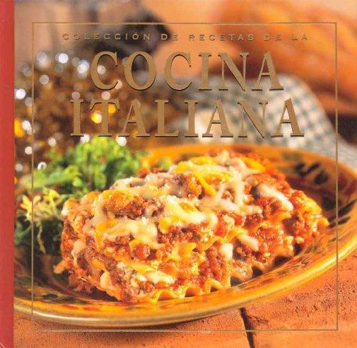 Download Coleccion de Recetas de la Cocina Italiana pdf