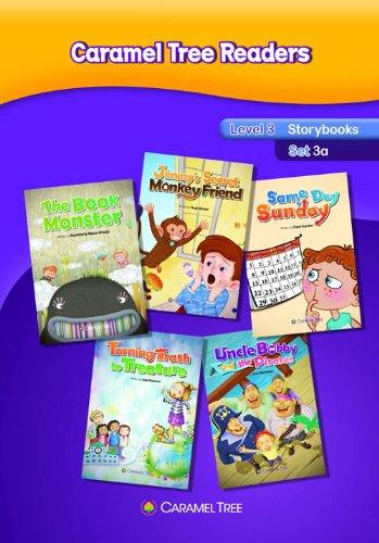 Level 3 Storybooks Set 3a (Caramel Tree Readers Level 3) ebook
