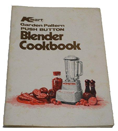 kmart-garden-pattern-push-button-blender-cookbook