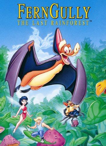 FernGully: The Last Rainforest Film