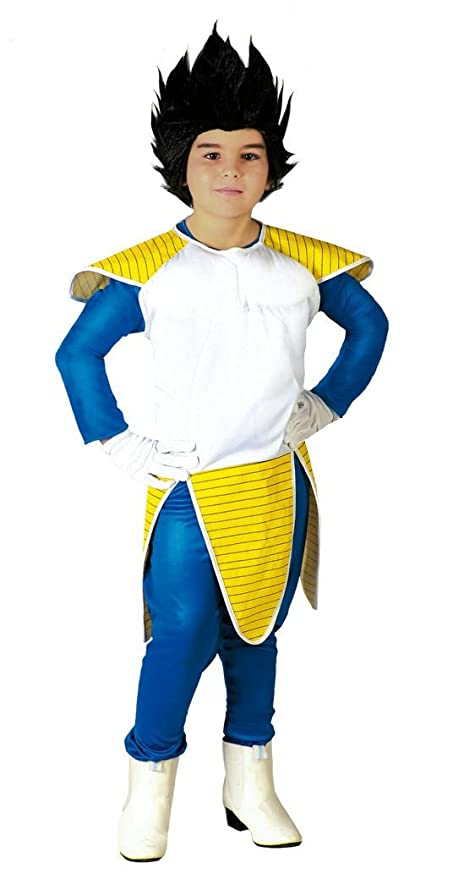 Disfraz de guerrero galáctico para niño - 7-9 años