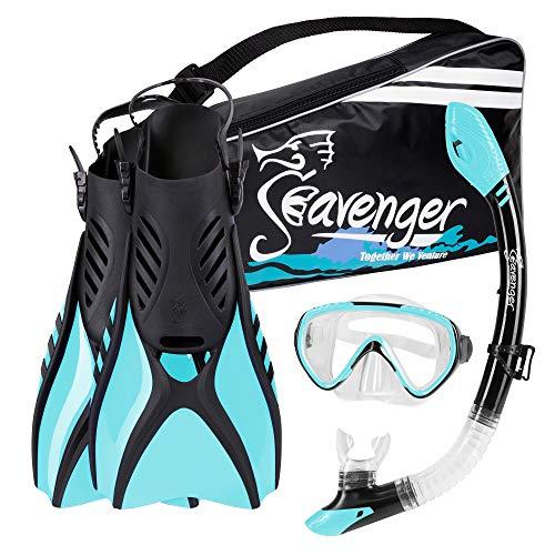 Seavenger Voyager Snorkeling Set