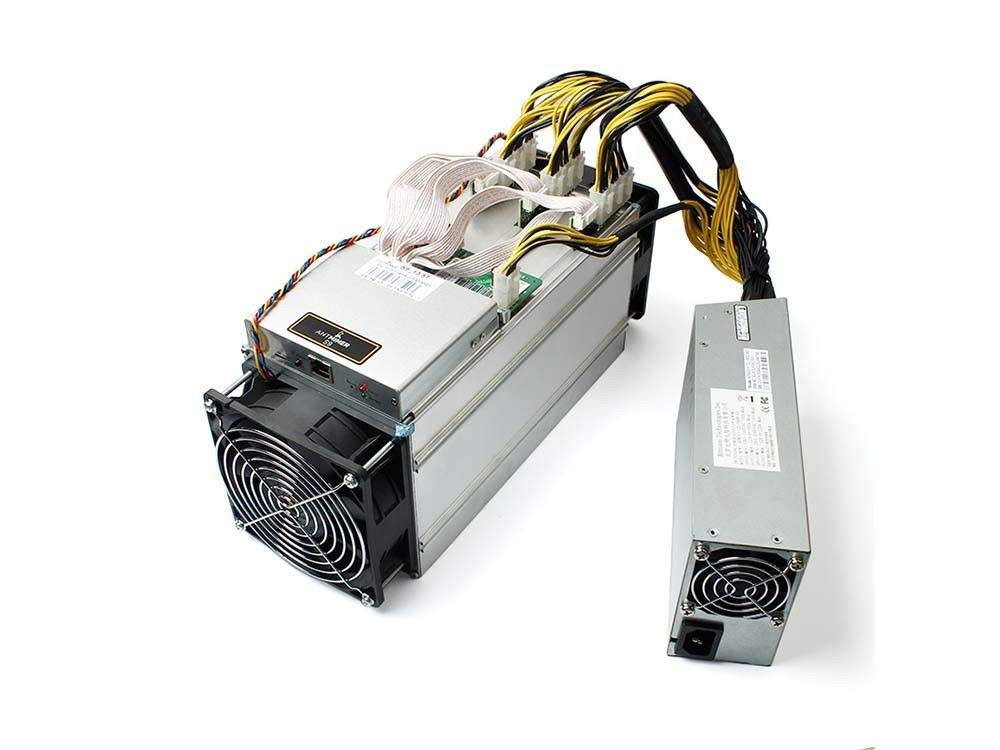 Bitmain Antminer S9i/j 14.5T ASIC Miner Include Bitmain APW3++ PSU Power Supply and Power Cord