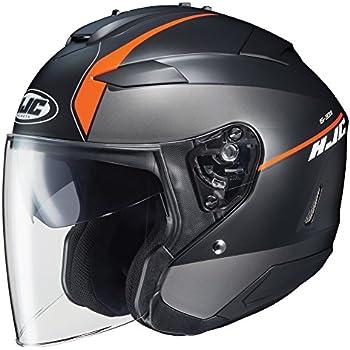 Unisex Adult New HJC IS-33 II Solid Colors Motorcycle Helmet