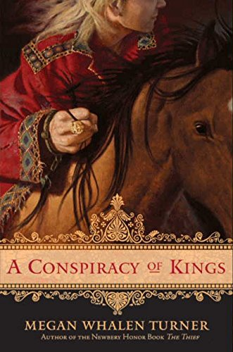 A Conspiracy of Kings (Queen s Thief)