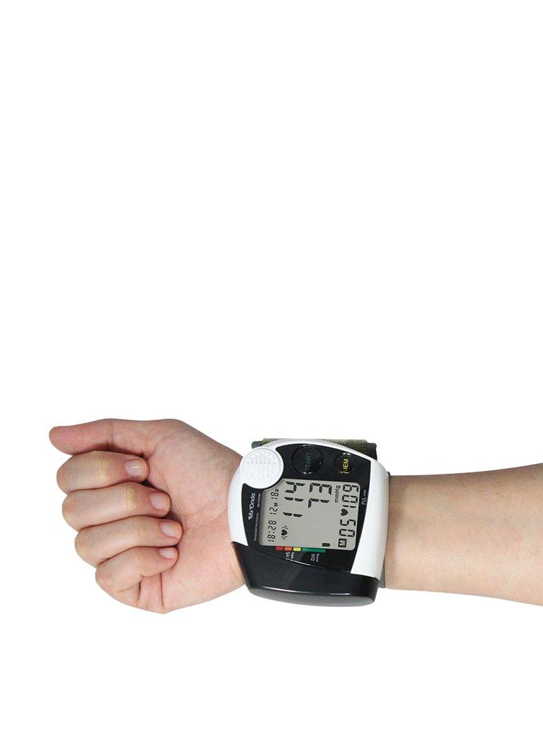 Mx Onda MX-CP2392 - Tensiometro de muneca con locucion de voz: Amazon.es: Salud y cuidado personal