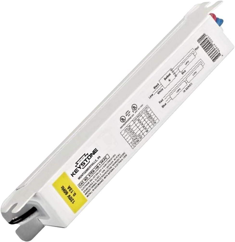 KTEB-108-1-TP-FC T5 Fluorescent Ballast Keystone 00057