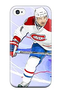 Perfect Montreal Canadiens (24) Case Cover Skin For Iphone 4/4s Phone Case