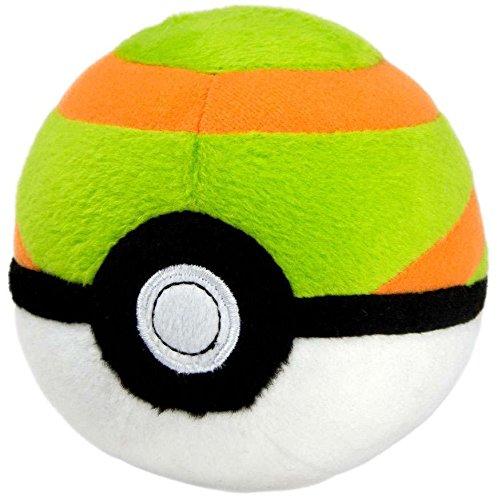Pokemon Poke Nest Ball Plush Soft Toy