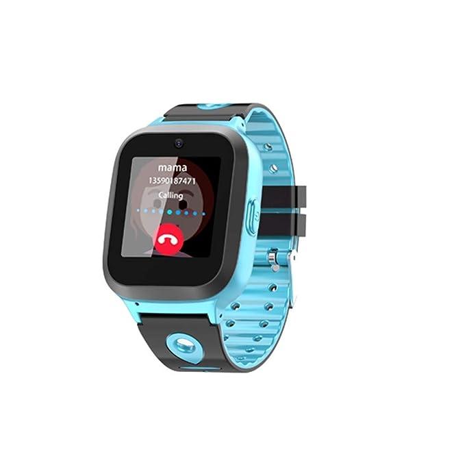 Amazon.com: LLJEkieee Kids GPS Smartwatch1.44 inch Anti-Lost ...