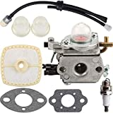 Anzac C1U-K42 Carburetor Tune up kit Echo PB-2100 Handheld Power Blower Replace C1U-K42A C1U-K42B 12520020562