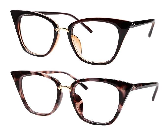 Amazon.com: SOOLALA - Gafas de lectura personalizadas para ...