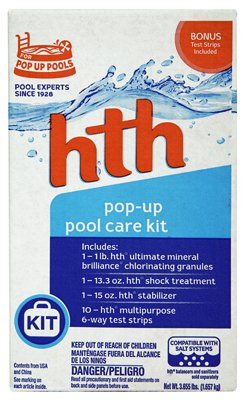 Arch Chemical 91000 Pop Up Pool Start Up & Maintenance Kit - Quantity 3 ()