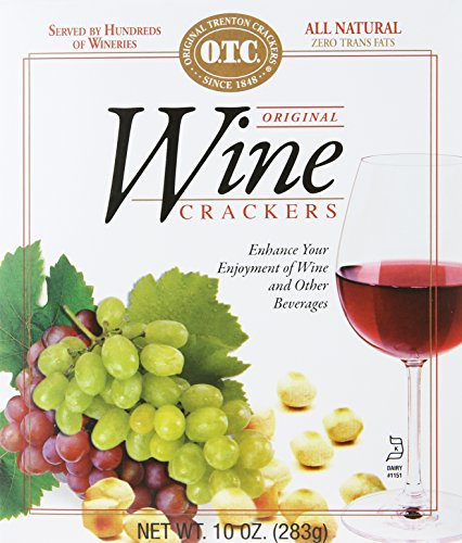 Price comparison product image O.T.C. Wine Crackers,  10-Ounce Boxes (Pack of 12)