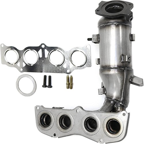 Toyota Solara Exhaust Manifold Engine System Intake: Evan Fischer Catalytic Converter For Toyota 02-09 Camry 02