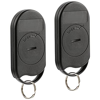 fits 1995 1996 1997 1998 1999 Nissan Maxima & Infiniti I30 Key Fob Keyless Entry Remote (A269ZUA078), Set of 2: Automotive