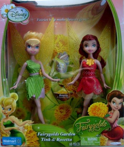 Disney Fairygolds Garden Tink & Rosetta Exclusive
