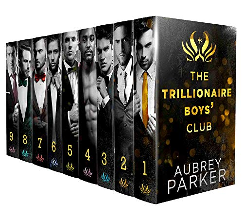 The Trillionaire Boys' Club: Books 1-9 The Complete Alpha Male Pack