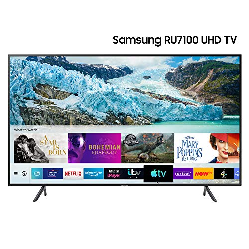 Samsung 65-inch RU7100 HDR Smart 4K TV