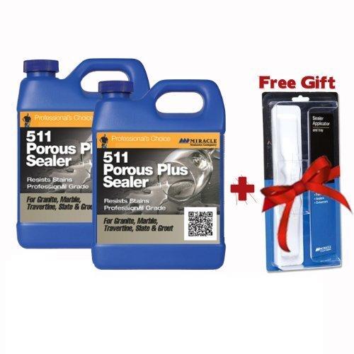 miracle-sealants-511-porous-plus-penetrating-sealer-64-oz-penetrating-sealer-2-quarts-free-mira-brus