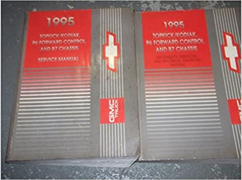 1995 gmc topkick service manual