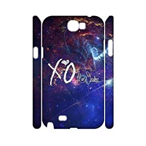 C-EUR The Weeknd XO Customized Hard 3D Iphone 4/4S