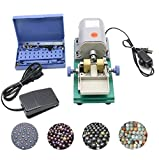 INKESKY 350W 110V Pearl Drilling Machine with Speed Adjustable