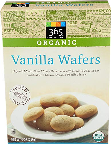 (365 Everyday Value, Organic Vanilla Wafers, 9 oz)