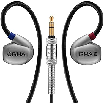 RHA T20 High Fidelity Noise Isolating In-ear Headphone only Dual Coil In-Ear Headphone