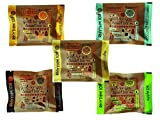 Rhythm108 Organic Dessert Bars Mixed Case 10 x 42g Bars